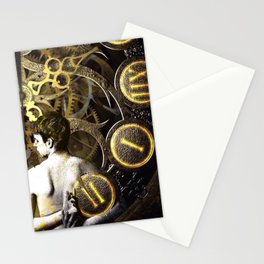 Theory of Time: revêtement Stationery Cards