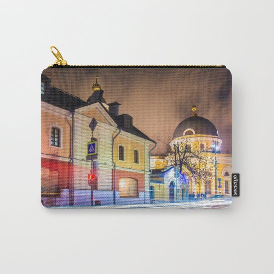 Evening in Moscow Carry-All Pouch