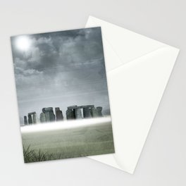 Mystic Stones Stationery Cards
