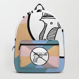 No Guns 2 Backpack