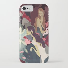Fish House Punch iPhone Case
