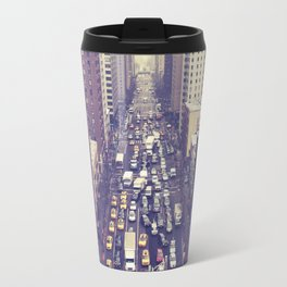 flying over first... (colour) Travel Mug
