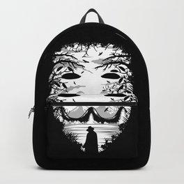 The Mask - Landscape Backpack