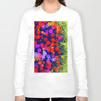 eggs Long Sleeve T-shirts featuring Eggs by Marven RELOADED