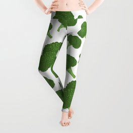 I Love Broccoli Leggings