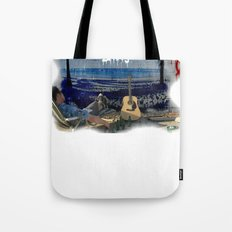 Elevens Enough fade Tote Bag