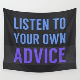 Listen Up Wall Tapestry