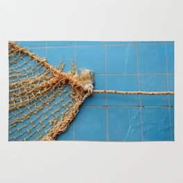 Knot The Sea Rug