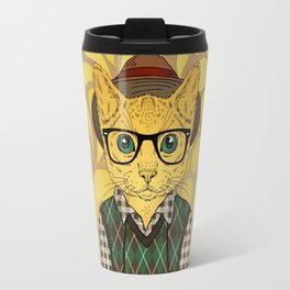 CatBoy Travel Mug
