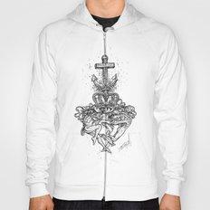 a Sailors Sacred Heart Hoody