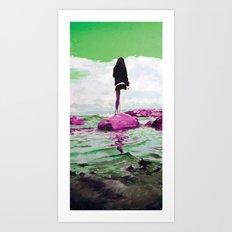 sT Art Print