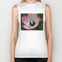 tulip Biker Tanks featuring Tulip by Vitta