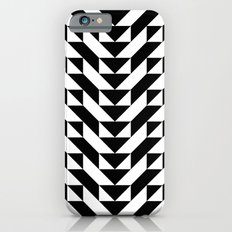 Geometric Chevrons iPhone 6s Slim Case