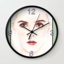 kiernan shipka... mad goddess. Wall Clock