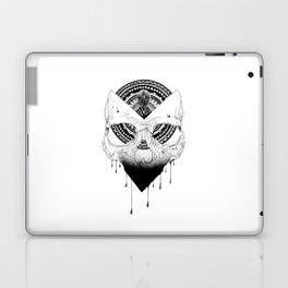 Enigmatic Skull Laptop & iPad Skin