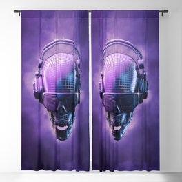 Disco Muerte Blackout Curtain