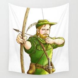 Robin Hood Wall Tapestry