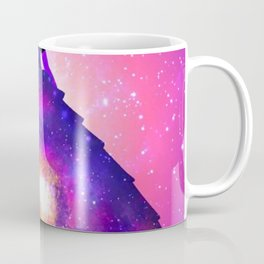 She is the Galaxy Coffee Mug