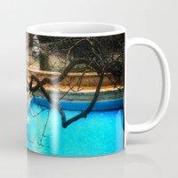milan Mugs featuring milan pool by chicco montanari