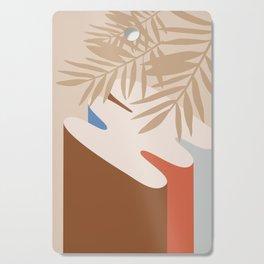 Tropical Breeze 01 Cutting Board