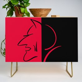 Mephisto ~ From Sinners And Saints ~ Bohème Credenza