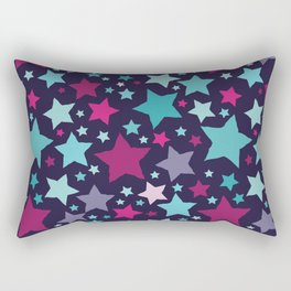 All About the Stars - Style B Rectangular Pillow