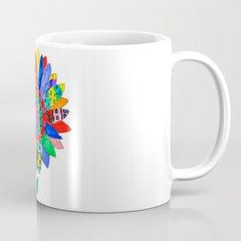 Mandala flower Veta Coffee Mug
