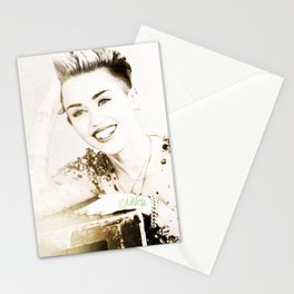 Miley Cyrus Stationery Cards