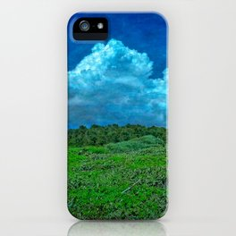 The Great Outdoors by Dee Flouton iPhone Case
