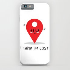 I think I'm lost iPhone 6s Slim Case