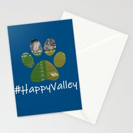 #HappyValley Stationery Cards