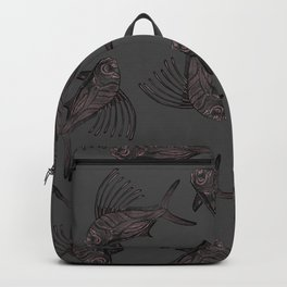 Roosters of the Night Backpack