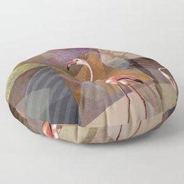 FLAMINGOS P23-C Floor Pillow