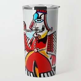 THE MUSKETEER Travel Mug