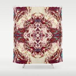 La Verge II Shower Curtain