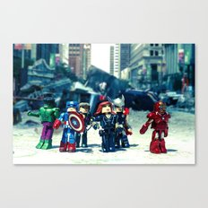 Avenger - Vengadores Canvas Print