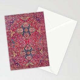 Bakhtiari West Persian Rug Print Stationery Cards
