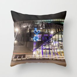 Come On You Spurs Throw Pillow