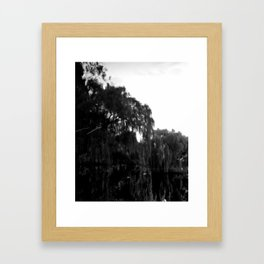 phenomenology Framed Art Print