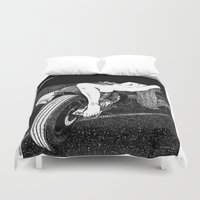 apollonia Duvet Covers featuring asc 585 - L'étalage (The display) by From Apollonia with Love