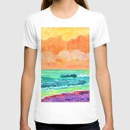 Simple Seascape IX T-shirt