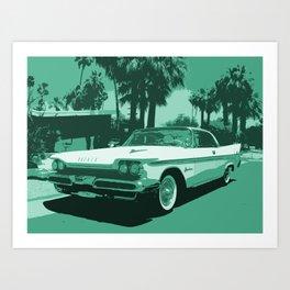 DeSoto Art Print