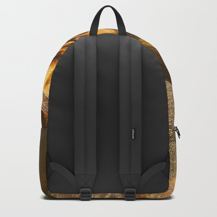 The clock of the nostalgia Backpack