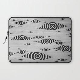 Mystic Yam Eyes Laptop Sleeve