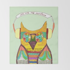 The Owl rustic song Throw Blanket