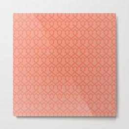 Rut coral Metal Print