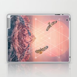 Find the Strength To Rise Up Laptop & iPad Skin