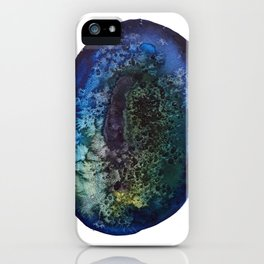 Henderson Agate Watercolor iPhone Case
