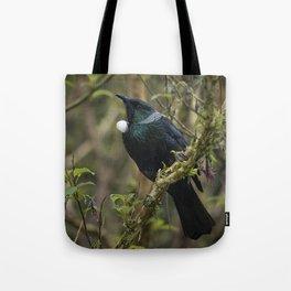 Tui Bird Tote Bag