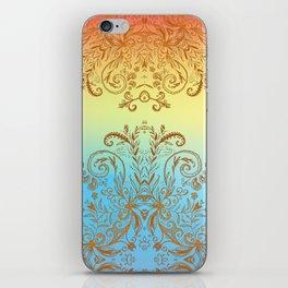 Sun Rising iPhone Skin
